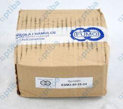 Sprzęgło tarczowe ESM3-80-25-24