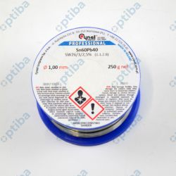 Lut z topikiem FI1 S-SN60PB40 SW26/3/2.5%
