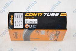 """Dętka Compact 24""""x1,25""""-1,75"""" wentyl 40mm"""