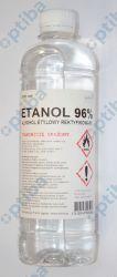 Alkohol etylowy 96% 500ml