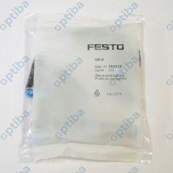 Złącze wtykowe proste QS-6 153032 FESTO