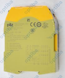 Przekaźnik bezpieczeństwa PNOZ S4 24VDC 3n/o 1n/c 750104