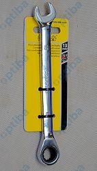 Klucz płasko-oczkowy CON-IRW-1013 13mm z grzechotką 72T