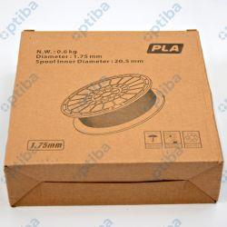 Filament PLA do drukarki 3D biały 0.6kg FLASHFORGE