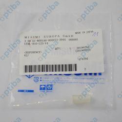 Zderzak uretanowo-gumowy z kulistą końcówką UTRL-D10-L23-V4 MISUMI