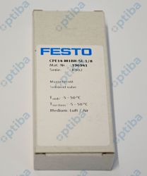 Elektrozawór monostabilny CPE14-M1BH-5L-1/8 196941 FESTO