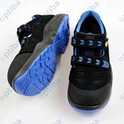 Sandały robocze ESD SL 465 XP r.36 niebieskie 22400 1P