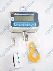 Waga elektroniczna hakowa CEKO+LCD1000V-BB udźwig:1000kg dokładność:500g