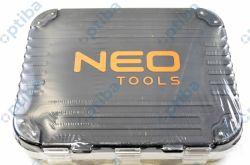 Zestaw 108 elementów dla elektryka w walizce 01-310