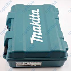 Wiertarko-wkrętarka udarowa akumulatorowa HP457DWE 18V