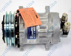 Sprężarka do klimatyzacji SD7L15 119mm P8 12V V/OR 1101511 SANDEN