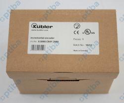 Enkoder serii Sendix 5000 8.5000.C84Y.2500 K8-5000-C84Y-2500 KUBLER