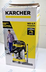 Odkurzacz przemysłowy WD 6 P Premium 1.348-272.0