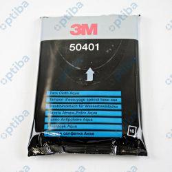 Zestaw ściereczek pyłochłonnych Tack Cloth Aqua 43x30cm 50401 10 szt.
