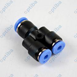 Złącze proste redukcyjne RQSYR64 Y 6mm-4mm NGB RECTUS