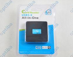 Czytnik kart pamięci All in One MicroSD, SD, CF, XD, M2, MS, MMC USB3.0
