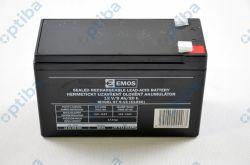 Akumulator AGM 12V 9Ah F6,3 B9675