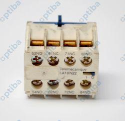 Styk pomocniczy LA1KN22 2Z 2R montaż czołowy SCHNEIDER ELECTRIC