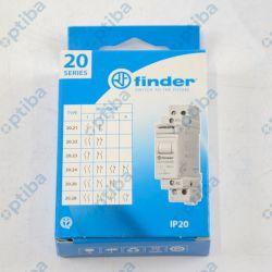 Przekaźnik impulsowy 2Z 16A 24V DC 20.22.9.024.4000 FINDER