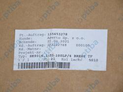 Motoreduktor SK9016.1AZD-100LP/4 BRE40 TF