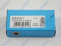 Ostrze EX18 do wałków i rur wyk. z HSS EX2001
