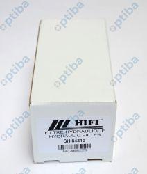 Filtr z wkładem z tkaniny drucianej 0160 DN 100 W/HC K/BB-D 1268174