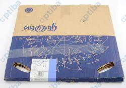 Piła segmentowa okienkowa 425x31.75x5.0/4 PG010-0425-0001