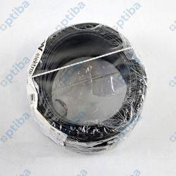 Przewód instalacyjny H05V-K T0150 LGY 1x0.5 czarny100m ELEKTROKABEL