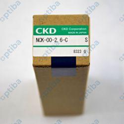 Tłumik drgań NCK-00-2.6-C CKD