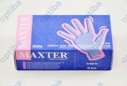 Rękawice nitrylowe A100 r. M 100szt.