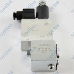 Zawór redukcyjny DK 2/200/0R HAWE