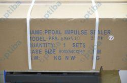 Zgrzewarka do folii na statywie PFS650 10mm
