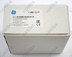 Zasilacz 120/240 VAC z powiększoną obciążalnością źródła napięcia 3.3 VDC IC200PWR102 FANUC