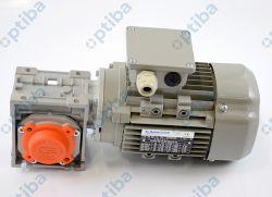 Motoreduktor ślimakowy CM050-25 0.55kW 4P 80 B14 TRANSTECNO