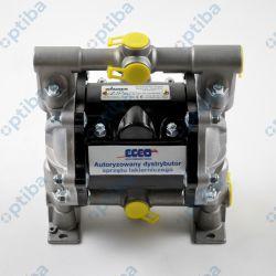 "Pompa membranowa ZIP52 1/2"" U550.ATSS7 aluminium"