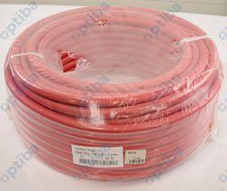 Wąż gumowy czerwony EPDM 12.7x21.5mm 50m MHE1350R PARKER