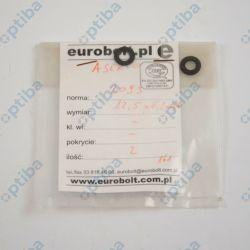 Sprężyna talerzowa DIN2093 12.5x6.2x0.7