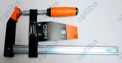 Ścisk stolarski 120x300mm 45-163