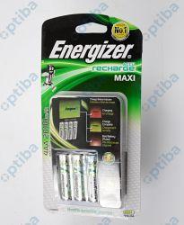Ładowarka akumulatorów AA/AAA ACCU RECHARGE MAXI 2000mAh ENERGIZER