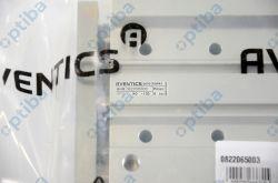 Siłownik GPC-DA-040-0100-BV-SB z prowadnicami MNR fi 40x100 0822065003 AVENTICS