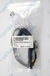 Kabel CBL-120-300-C00 do skanerów 1200/1250g/1300g/1400g/1900g RS232C 3m E396-39277 HONEYWELL