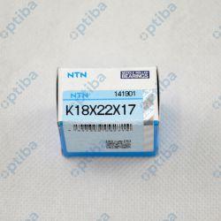 Złożenie igiełkowe igiełkowe K18X22X17