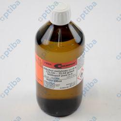 Alkohol metylowy CH30H 67-56-1 CZDA 500ml 116219904