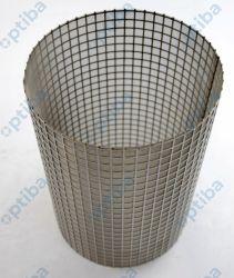 Siatka filtrująca F600 fi0,2m do filtra skośnego 821 kołnierzowa DN200 PN16 ZETKAMA
