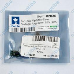 Przetwornica S9V11F5 step-up/step-down 5V 1,5A