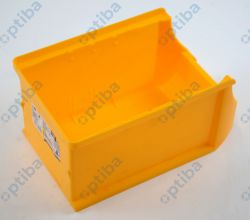 Pojemnik magazynowy Profi+ 125x150x235mm żółty 456210