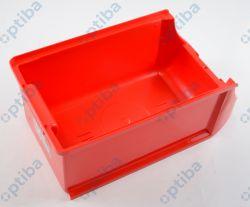 Pojemnik magazynowy Profi+ 150x200x355mm czerwony 456213