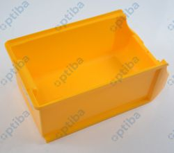 Pojemnik magazynowy Profi+ 150x200x355mm żółty 456214