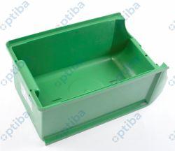 Pojemnik magazynowy Profi+ 150x200x355mm zielony 456215