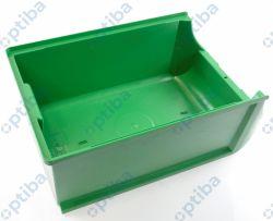 Pojemnik magazynowy Profi+ 200x310x500mm zielony 456219